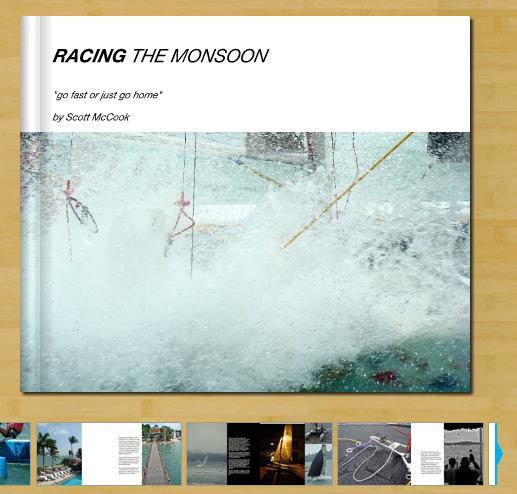 racing the monsoon